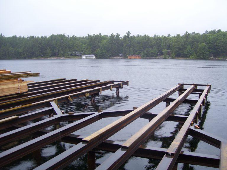 Steel Dock B 005
