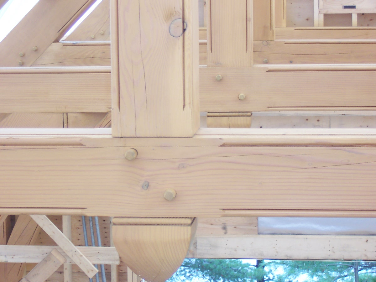 Timber Frame – Granite Engineering Services